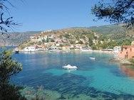 Σάμη: Ένας παράδεισος τριγυρισμένος από γαλάζιο και πράσινο, που απέχει δύο ώρες από την Πάτρα!