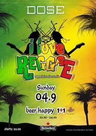 I Love Reggae στο Dose
