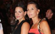 Όλγα Κεφαλογιάννη: Με μαύρο φόρεμα και εντυπωσιακά κοσμήματα στο Ηρώδειο (pic)
