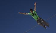 Στην Πάτρα ο πρωταθλητής του parkour, Δημήτρης Κυρσανίδης, για το DK's Tour of Motion (pics+video)