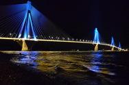 Πάτρα: Χωρίς διακοσμητικό φωτισμό η Γέφυρα Ρίου - Αντιρρίου