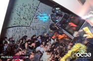 Pre-Christmas Kapsoura Night @ Bocca Cafe Bar 15-12-11
