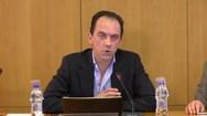 Επανεξελέγη πρόεδρος των Πολιτικών Μηχανικών ο Πατρινός Βασίλης Μπαρδάκης