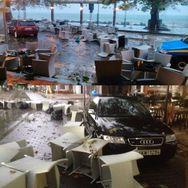 Ναύπακτος: Μεγάλες ζημιές από την κακοκαιρία σε Ψανή και Γρίμποβο (pics+video)