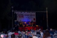 Πάτρα: Μπάσης & Αντωνοπούλου απογείωσαν την κεντρική σκηνή στο 42ο Φεστιβάλ της ΚΝΕ (pics+video)