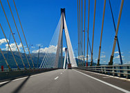 Γέφυρα Ρίου - Αντιρρίου: Περιορισμός για υπερμεγέθη οχήματα