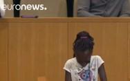 9χρονο κορίτσι συγκινεί: «Είμαστε μαύροι και δεν πρέπει να νιώθουμε άσχημα για αυτό» (video)
