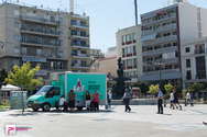 Κίνηση «Μαστ» στην πλατεία Γεωργίου!