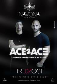 Ace2Ace at Navona Club Di Oggi