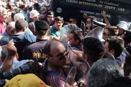 Πάτρα: Καταγγελία για την καταστολή της κυβέρνησης στην πορεία των συνταξιούχων