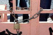 Ηλεία: Στα «κάγκελα» οι μαθητές του Γυμνασίου Σιμόπουλου (pic)