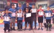 Ελευθέρα πάλη: Επιτυχίες για τους Πατρινούς αθλητές στο πανελλήνιο παιδικό τουρνουά