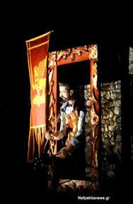 """Η ομάδα από την Πάτρα, που """"υπέγραψε"""" την αναπαράσταση της Ναυμαχίας της Ναυπάκτου!"""