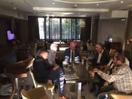 Αιτωλοακαρνανία: Ο Τέρενς Κουίκ συναντήθηκε με την Συντονιστική Επιτροπή των ΑΝΕΛ
