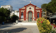 Πανηγυρίζει ο Ιερός Ναός του Αγίου Γερασίμου στην Πάτρα!