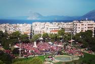Μεγάλη συμμετοχή στο Pink the City 2016