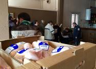 Αγρίνιο: 4.000 άτομα στην «ουρά» για ένα κοτόπουλο - Εικόνες φτώχειας