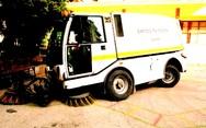 Πάτρα: Υποχώρησε το προαύλιο στο σχολικό συγκρότημα της Αγίας Βαρβάρας