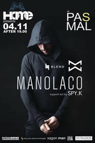 Manolaco at Pas Mal