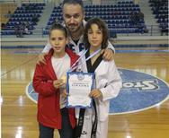 Διακρίσεις από την Ανδρεία Πατρών στο πανελλήνιο πρωτάθλημα tae kwon do (pic)