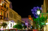 Πότε ανάβουν φέτος τα χριστουγεννιάτικα φώτα στην Πάτρα; (pics)