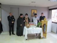 Πάτρα: Η Αστυνομία υποδέχθηκε την Τιμία Ζώνη της Υπεραγίας Θεοτόκου (pics)