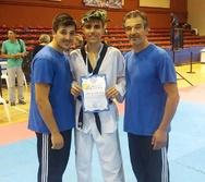 Πατρινός παίρνει μέρος στο Παγκόσμιο πρωτάθλημα tae kwon do στον Καναδά