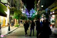 Πάτρα: Παραμονή του Αγίου Ανδρέα ανάβει ο φετινός χριστουγεννιάτικος διάκοσμος!