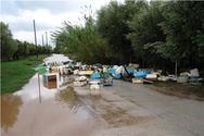Μεγάλες καταστροφές στις περιοχές του Πύργου και της Αμαλιάδας (pics+video)