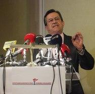 Νίκος Νικολόπουλος: 'Αρνούμαι να ψηφίσω νόμους που εξισώνουν το σύμφωνο συμβίωσης με τον γάμο'