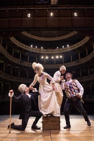 Πάτρα: Τρεις τελευταίες παραστάσεις επί σκηνής για «Το Παιχνίδι του έρωτα και της Τύχης»