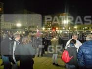 Η Πάτρα τιμά το Πολυτεχνείο - Πλήθος κόσμου στις δύο συγκεντρώσεις (pics)