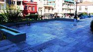 Οι skaters της Πάτρας έφτιαξαν μόνοι τους τα μάρμαρα της πλατείας μπροστά από την Παντάνασσα! (pics)