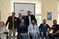 Ο Ήφαιστος Πατρών στην ημερίδα για την κοινωνική ένταξη των ατόμων με αναπηρία στην Ελλάδα της κρίσης