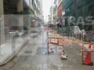 Πάτρα: Στο… ράβε ξήλωνε ο πεζόδρομος της Ρήγα Φεραίου από τα συνεργεία της ΔΕΗ