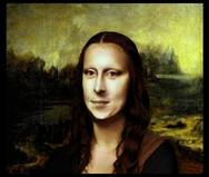 H Πατρινή, Ηλιάννα Βαλσαμάκη, μεταμορφώθηκε σε Μόνα Λίζα! (video)