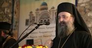 Η ομιλία του Μητροπολίτη Πατρών στον επικήδειο για τον Κωστή Στεφανόπουλο