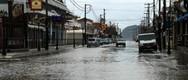 Πλημμύρισαν σπίτια από την κακοκαιρία στην Ζάκυνθο (video)