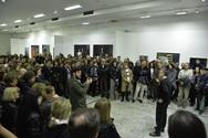Πάτρα: Eκατοντάδες φίλοι των εικαστικών, ξεναγήθηκαν στα ξεχωριστά έργα του Γ. Ρόρρη!
