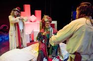 Ο 'Οδυσσεβάχ' της Ξένιας Καλογεροπούλου στην Παιδική Σκηνή του ΔΗ.ΠΕ.ΘΕ. Πάτρας