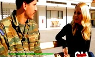 Ο Καλαβρυτινός Εύζωνας που εντυπωσίασε τον Ομπάμα στο «Όλα Ξεκόλλα» (video)