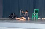 Σε κλίμα συγκίνησης η χοροθεατρική παράσταση με αφορμή την Παγκόσμια Ημέρα Ατόμων με Αναπηρία (pics)