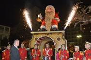 Και ο Κώστας Πελετίδης στο χριστουγεννιάτικο χωριό της πλατείας Γεωργίου, στην Πάτρα;