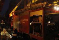 Πάτρα: Φωτιά σε νταλίκα στην Περιμετρική