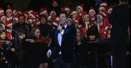 Ο Σάκης Ρουβάς στο Βόλο για την... έναρξη των Χριστουγέννων (pic+video)