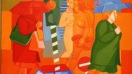 «Αναλύσεις και λύσεις» σε pop art στη Δημοτική Πινακοθήκη Λάρισας