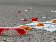 Πάτρα: Τροχαίο ατύχημα στην Ακτή Δυμαίων, με σύγκρουση δύο Ι.Χ.