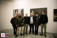 Πάτρα: Με επιτυχία έγινε η ξενάγηση του κοινού στα έργα του Στέφανου Δασκαλάκη (pics+vids)