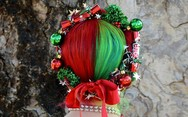 Χτενίσματα εμπνευσμένα από... τα Χριστούγεννα (pics)