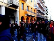 Πάτρα: Δεκάδες μαθητές διαμαρτυρήθηκαν για τις ενδοσχολικές εξετάσεις πριν τις πανελλαδικές